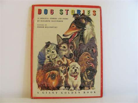 Vintage 1953 Feodor Rojankovsky Picture Book Dog Stories