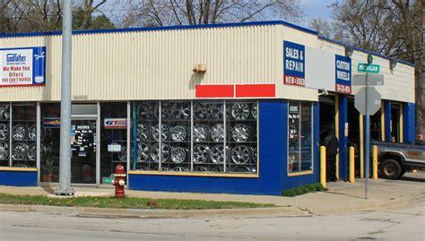 tire repair shop   find   tire repair store