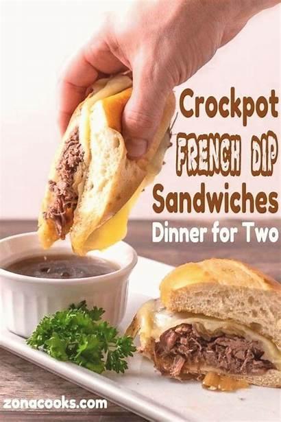 Dip French Recipes Crockpot Dinner Dessertseasy Sandwiches