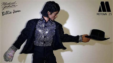 1 6 scale michael jackson billie jean custom figure doll motown 25 collection