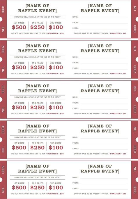 free car wash ticket template ticket templates free premium templates forms sles for jpeg png pdf word