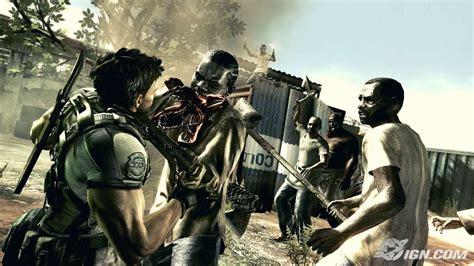 Resident Evil 5  Pc  Torrents Games