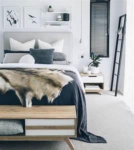 Décoration Chambre Scandinave : la chambre dans un style scandinave floriane lemari ~ Melissatoandfro.com Idées de Décoration