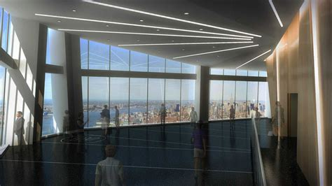 One Wtc Observation Deck Elevator by One World Trade Center Observatory Opens May 29 Am New York