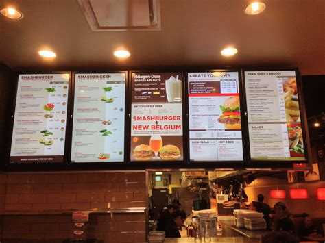 proencs outdoor digital menu boards proenc