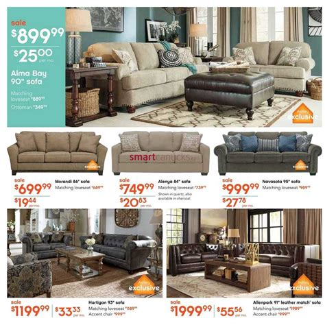 furniture homestore west flyer september 2 to 15