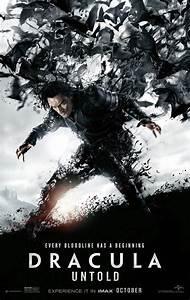 'Dracula Untold' IMAX Poster Premiere | Fandango