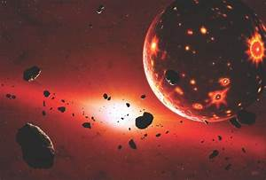 What is the minimum size a celestial body can become a ...