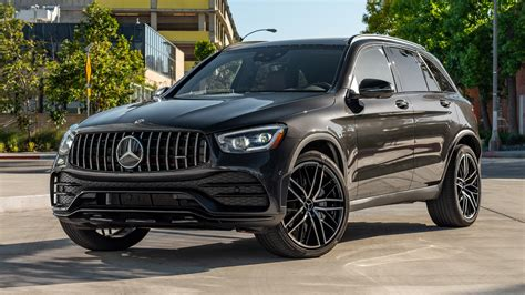 Then browse inventory or schedule a test drive. The 2020 GLC 43 is All the AMG SUV You Need