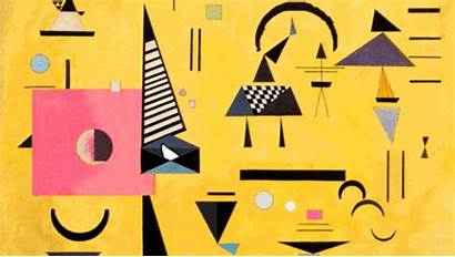 Interactive Abstract Own Painting Kandinsky Gifs Animated