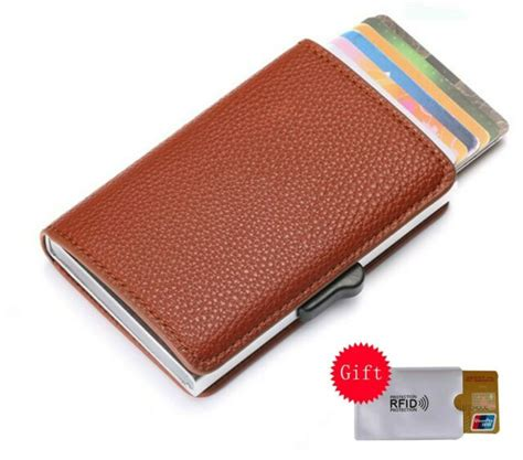 Find the best offers and apply today. 2020 New Credit Card Holder RFID Blocking Card Wallet for ...