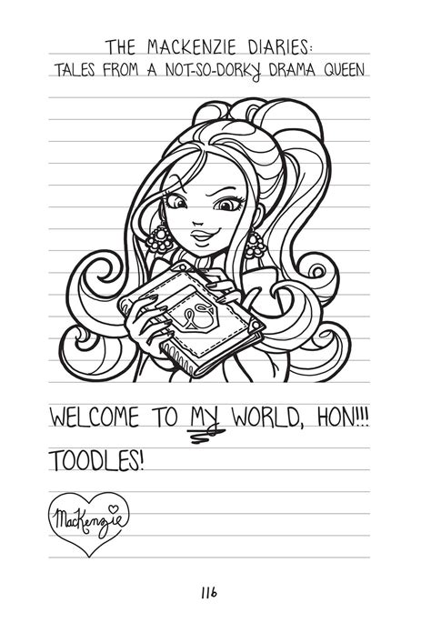 Dork Diaries Tales From A Notsodorky Drama Queen  The Dork Diaries Wiki  Fandom Powered By