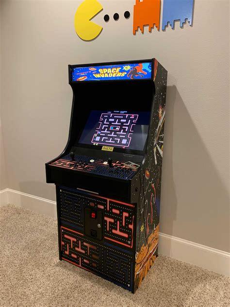 arcade plans build  arcade cabinet  geek pub