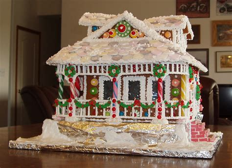 Victorian Gingerbread House Template House Style Design