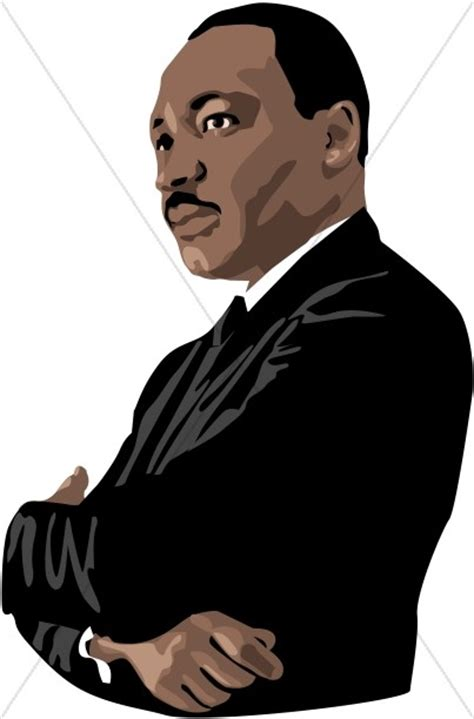 Martin Luther King Clipart Martin Luther King Jr Graphic