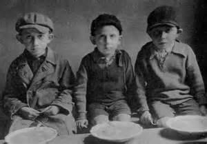 Jewish Children Holocaust Survivors