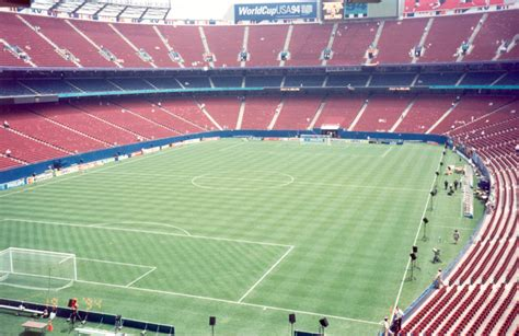 World Cup 1994 - Giants Stadium - Clark Companies