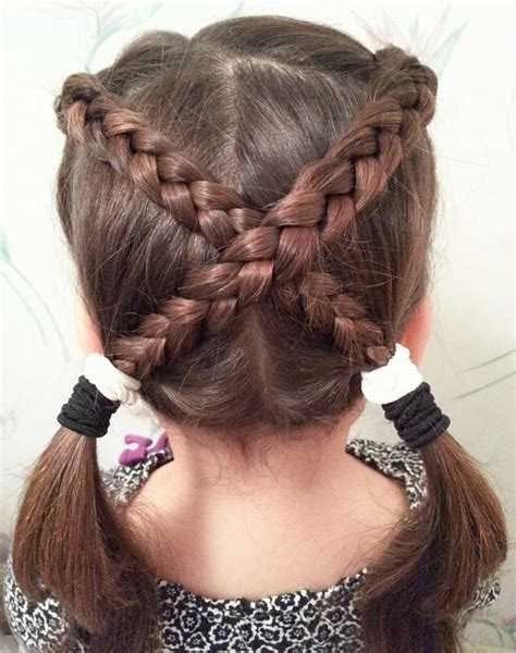 Kid Hairstyles Hair by Best 25 Kid Hairstyles Ideas On Hairdos