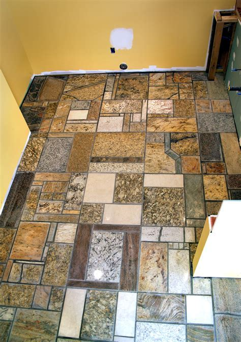 Granite counter top scrap floor pictures   Design