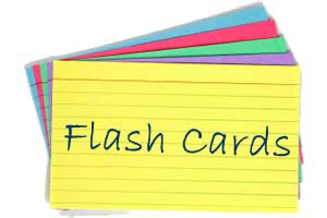 Flashcards  Verge Campus