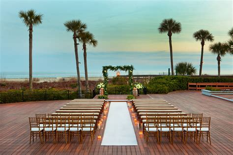 wedding venue hotel  hilton head island  westin