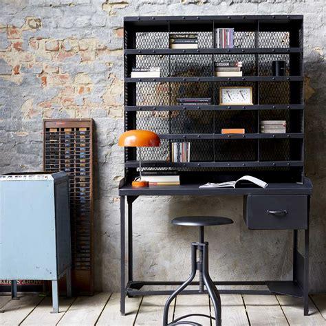 bureau telepeage le style industriel par tikamoon