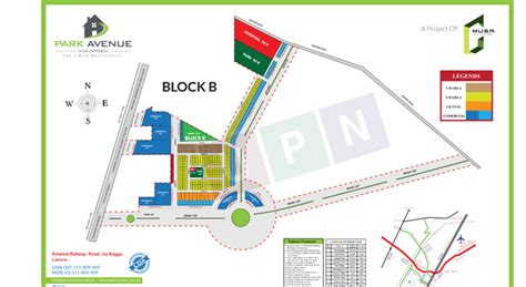 Park Avenue Housing Scheme Lahore Plots Payment Plan
