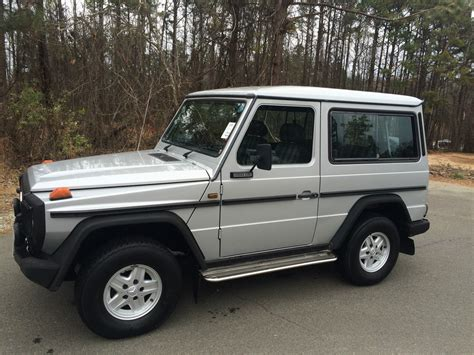 mercedes g wagon 1989 mercedes benz g280 g wagon classic mercedes benz g