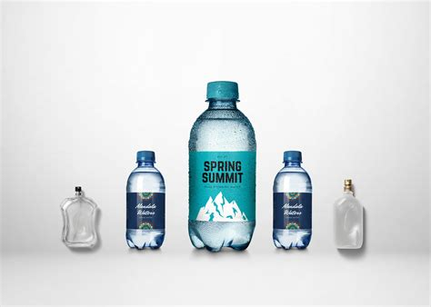 Change its design according to your needs clear, colored, plastic and glass bottle mockups are on the list, you just have to pick the ones that. Glass Clear Water Bottle Mockup   Free PSD Mockup   New Mockup