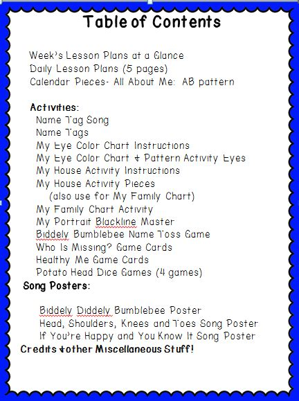 fathers day activities theme for preschool 753   toc