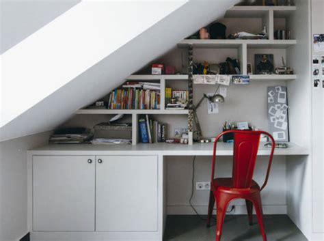 am駭agement bureau sous escalier nos meilleures idées pour un coin bureau tendance décoration