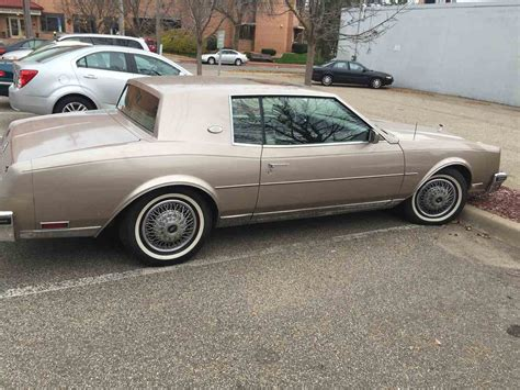 85 Buick Riviera by 1985 Buick Riviera For Sale Classiccars Cc 812749
