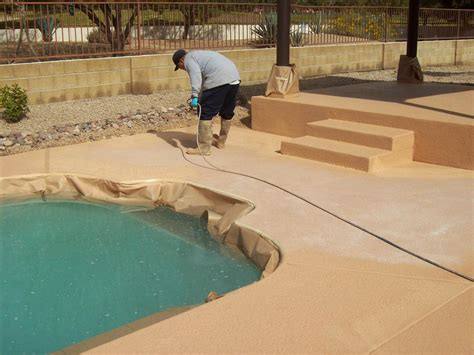 Acrylic Pool Deck Paint