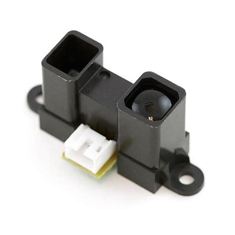 range of a sensor infrared proximity sensor range sharp gp2y0a02yk0f sen 08958 sparkfun electronics
