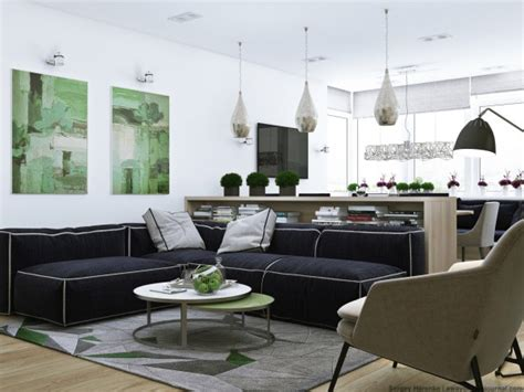 3 Sparkling Apartments That Shine With Wonderful White by 3 Sparkling Apartments That Shine With Wonderful White