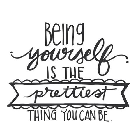 quotes about being yourself quotesgram