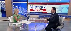 Fox News Studio J Broadcast Set Design Gallery