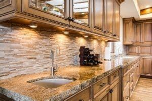 Wish you could make it feel larger without ripping down walls? Can You Put Kitchen Cabinets Above The Sink ...
