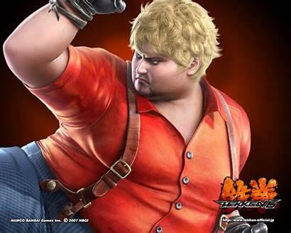 Bob Characters Tekken