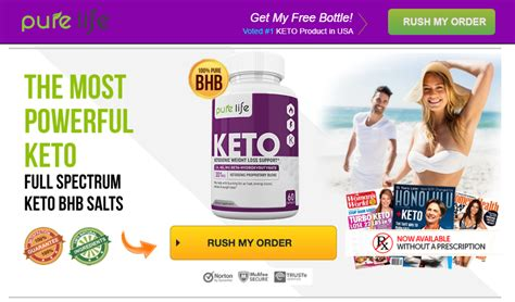 Pure Life Keto Shark Tank- Read Diet Pills Reviews, Price images