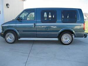 Find Used 1995 Chevy Astro Conversion Van No Reserve In