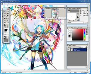 10 Free  U0026 Best Manga Drawing Software