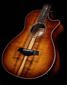 Taylor K22ce 12-Fret Koa Grand Concert Acoustic/Electric ...