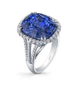 blue sapphire engagement rings white gold blue sapphire engagement rings white gold