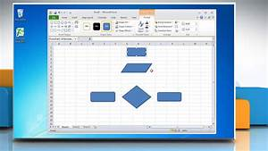 Process Flow Diagram Excel 2010