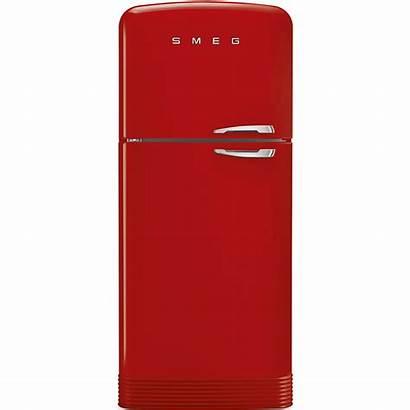 Smeg Refrigerator Fab50 Retro Frnshx Kitchen Modern