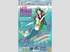 Mermaid Parade Luna Park Coney Island