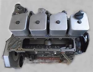 R  F  Engine Fits Cummins Case 4b  4bt  3 9l New Engine Long Block  Rotary Pump  Piston 7163