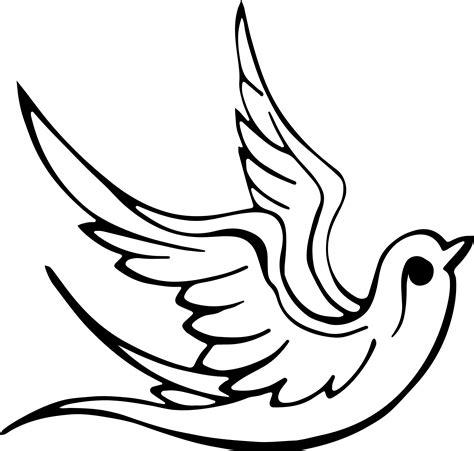 drawing dove  getdrawings
