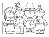 Coloring Thanksgiving Pages Pilgrims Pilgrim Indians Indian Sheets Printable Turkey Printables Nestofposies Crafts Activity Preschool Kindergarten Worksheet Children Worksheets Getcoloringpages sketch template